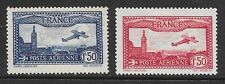 Lightly Hinged French Stamps
