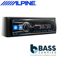 Alpine UTE-93DAB 50W X 4 Mechless DAB Bluetooth USB AUX IN reproductor estéreo de coche