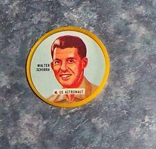 Dare Foods ,Krun-Chee ,Gordon's Krun-Chee  Space Coins 1960's 46 Walter Schirra