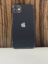 100% Genuine Original iPhone 11 Rear Back Chassis Housing With Parts - Black AAA