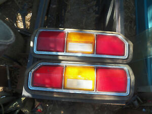 1974-1978 Ford Mustang II Taillights Daily Driver
