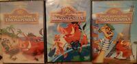 TIMON & PUMBAA TRILOGIA INTROVABILE UNICO SU EBAY - DVD Disney NUOVO