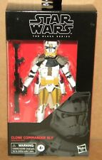 "CLONE COMMANDER BLY #104 Black Series Star Wars 6"" Figure 2020 Revenge of Sith"