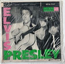 "Elvis Presley ""Elvis Presley"" EP.  STILL IN SHRINK WRAP!"
