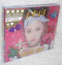 Itano Tomomi S×W×A×G 2014 Taiwan Ltd CD+DVD+32P (digipak) AKB48 SWAG SxWxAxG