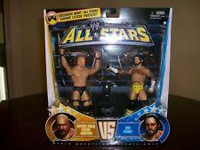 WWE Mattel All Stars STONE COLD STEVE AUSTIN & CM PUNK Figure Set WWF Wrestling