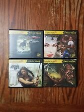 Lot Of 4 Misc Graphic Audio Audiobooks Rogue Angel, Demon Wars, The Hunter From