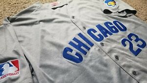 Chicago Cubs Sandberg 1969 Retro Jersey 3xl Sewn New