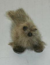 Vintage Furry Miniature Otter Figurine So Cute