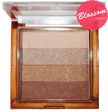 Royal Bronzing Shimmering BRICK Bronzer Highlighter Compact Powder NEW9