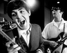 "The Beatles Paul McCartney and John Lennon 14 x 11"" Photo Print"