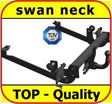 Towbar Tow Hitch Trailer Fiat Scudo 2 / II Van 2007-2016 / swan neck Tow Bar