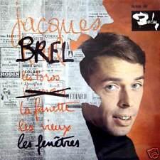 JACQUES BREL Les Toros Barclay 70556 EP