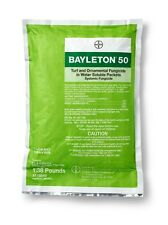 Bayleton 50 Turf & Ornamental Fungicide 4x5.5 Oz packets powdery mildew roses