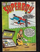 Superboy #93 ~ Lana Lang / LSH 10th/ Legion ~ 1961 (6.5) WH