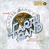 The Best of Manfred Mann's Earth Band by Manfred Mann's Earth Band (CD,...