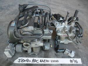 Toyota 1994 JZX90 Chaser / Mark II / Cresta Factory ABS Soleniod / Unit. #94