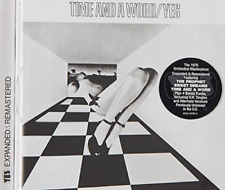 YES TIME AND A WORD CD EXPANDED & REMASTERED +4 BONUS TRACKS DEAR FATHER PROPHET