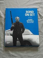 Bond on Set: Filming Skyfall : Filming Skyfall by Dorling Kindersley Publishing