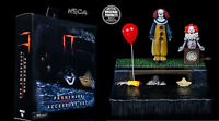 NECA - IT - ES - 2017 MOVIE ACCESSORY PACK - PENNYWISE - NEU/OVP