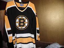 Vintage Boston Bruins Throwback Hockey Starter Jersey Large Nice!