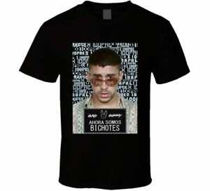 Bad Bunny X 100pre Bichotes Reggaeton Regueton Trap T Shirt A9527