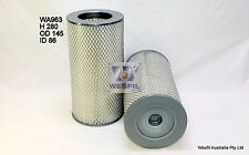 WESFIL AIR FILTER FOR Toyota Hiace  2.4L 1996-on WA963
