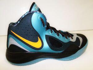 NIKE ZOOM HYPER FRANCHISE XD Mens Basketball Boots 579835/300 UK 8