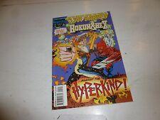CLIVE BARKER - HOKUM & HEX Comic - Vol 1 - No 5 - Date 01/1994 - Marvel COmic