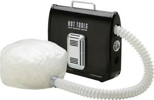Hot Tools Professional 800W Ionic Soft Bonnet Dryer for Reduced Frizz