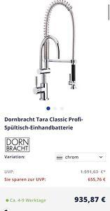 Dornbracht Tara Classic Profi Küchenarmatur