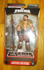 "Marvel Legends Infinite Series KRAVEN 6"" Figure SPIDERMAN SAVAGE FORCE BAF RHINO"