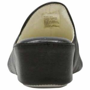 Daniel Green Glamour  Womens  Slippers Casual   - Black