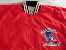 Vintage Kennedy Lancers Champion Jacket Coat Kennedy Catholic High School Xxl