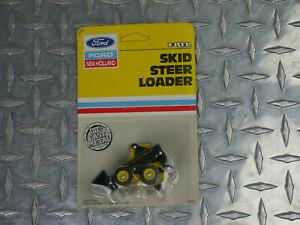 1987 Ford New Holland Skid Steer Loader 1/64 scale #378