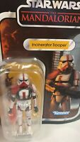 New, Star Wars The Vintage Collection Incinerator Trooper the Mandalorian. New