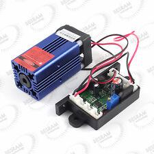 Laserland 300mW 635nm 638nm Orange Red Dot Laser Module Diode Fan TTL 12VDC