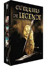 Coffret guerriers de légende 300 + 10 000 + Troie DVD NEUF SOUS BLISTER