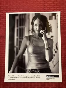 The Safety Of Objects Lobby Card Press Photo Still 8x10 2003 Patricia Clarkson