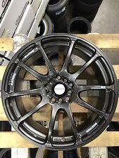 4 NEW Katana Wheels KR19 16X7 4x100 4x114.3 +40 GUNMETAL ADVAN RACING RSII STYLE