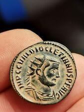 Dioclétien , aurelianus , Antioche 296 ( CONCORDIA MILI-TVM ANT/S/étoile) 2,90 g