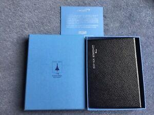 British Airways Concorde Last Flight Smythson Ringbinder Leather Diary 2004 MIB