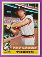 1976 Topps #13 Johnny Wockenfuss - Tigers