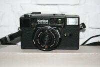Konica  Auto Focus camera C35 AF2 38mm F2.8 Hexanon ASA Japan #1
