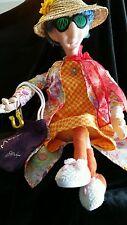 "Maxine Poseable Talking Doll 25"" Hallmark"
