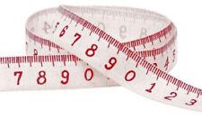 Cotton Ribbon - Measurement tape 10M x 15mm