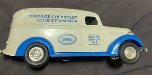 ERTL 1644 VCCA CAR BANK 1/43 SCALE Second Edition 1994 Vintage Chevy Club