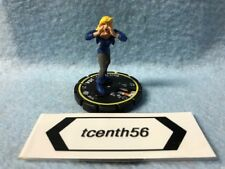 DC Heroclix Cosmic Justice 034 Black Canary Rookie
