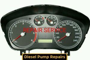 Ford Focus C-max Speedo, Cluster, Instrument, Clocks Repair Service 2004-07