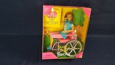 Share a Smile Becky Barbie Special Edition Wheelchair 1996 15761NIB Unopened